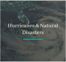 hurricanes & natural disasters claims